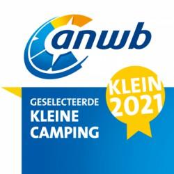 ANWB geselecteerde kleine camping 2021