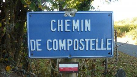 Chemin de St. Jaques de Compostelle
