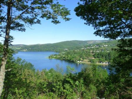 La salvetat sur agout Lac de la Raviège