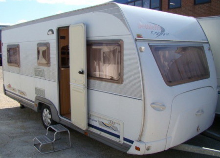 Caravan rental holiday in france