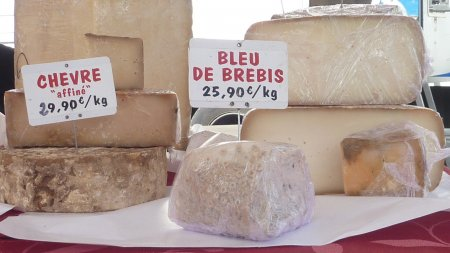 local specialities monts de lacaune