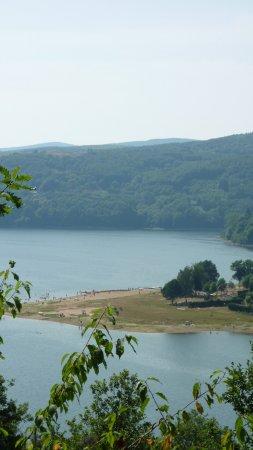 reservoir Lac du Laouzas
