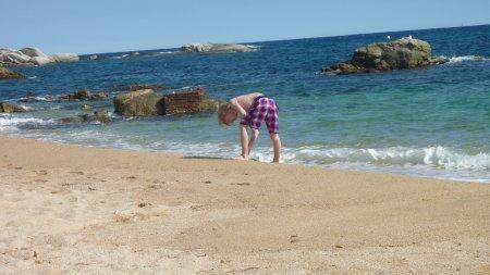 Valras plage mediterranean sea france