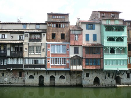 stad Castres Tarn