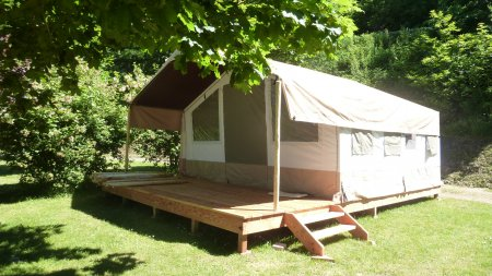 rent a tent Safaritent france