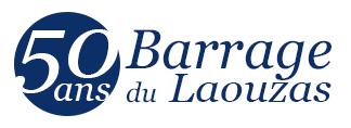 stuwdam meer Lac du Laouzas