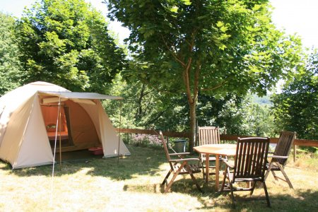 Ready to camp tent rentals France